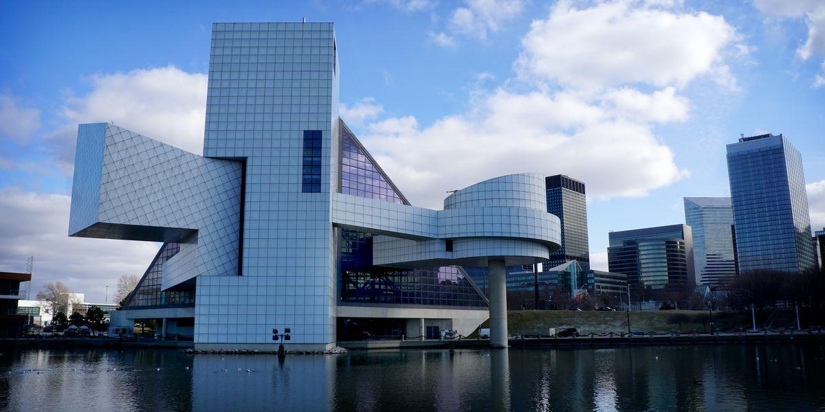 Cleveland landmarks - Cleveland Rock and Roll Hall of Fame