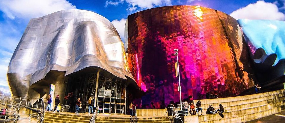 MoPop - Museum of Pop Culture