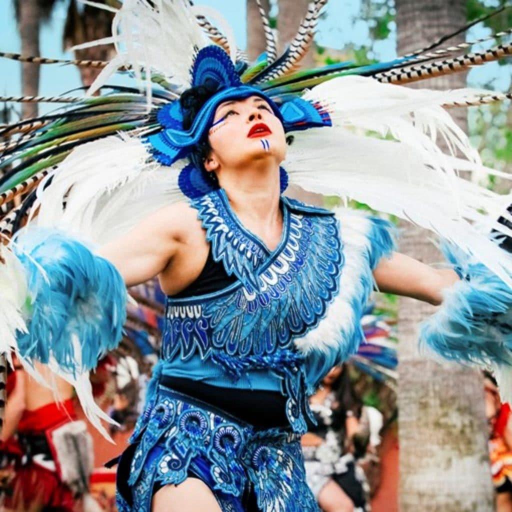 Beautiful culture of Costa Rica