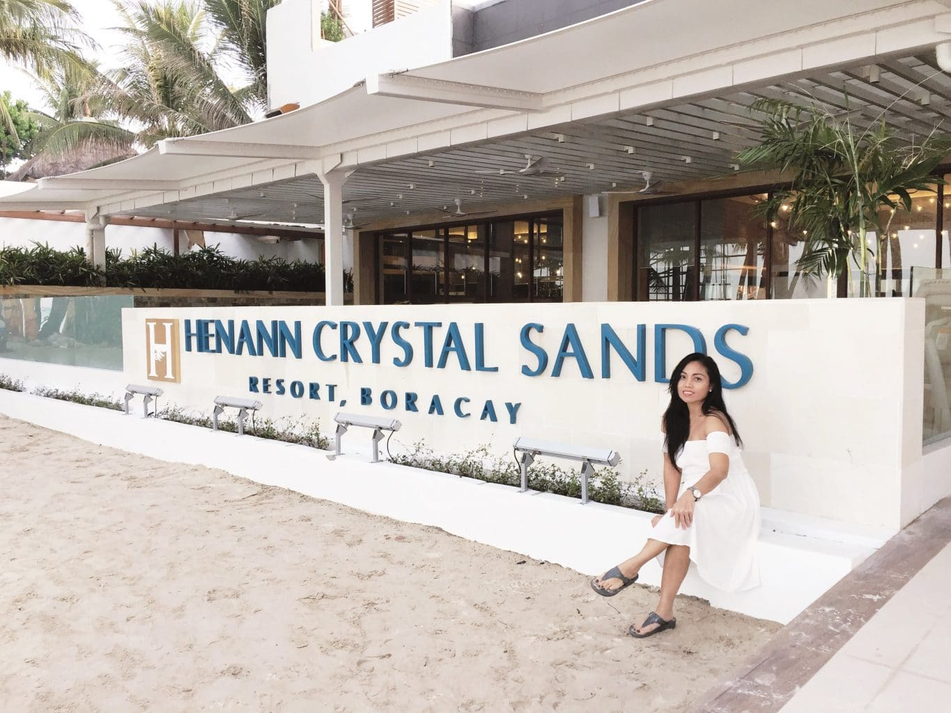 The Henann Crystal Sands Resort