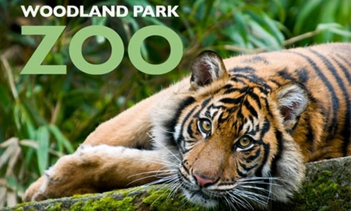 The Seattle Woodland Park Zoo
