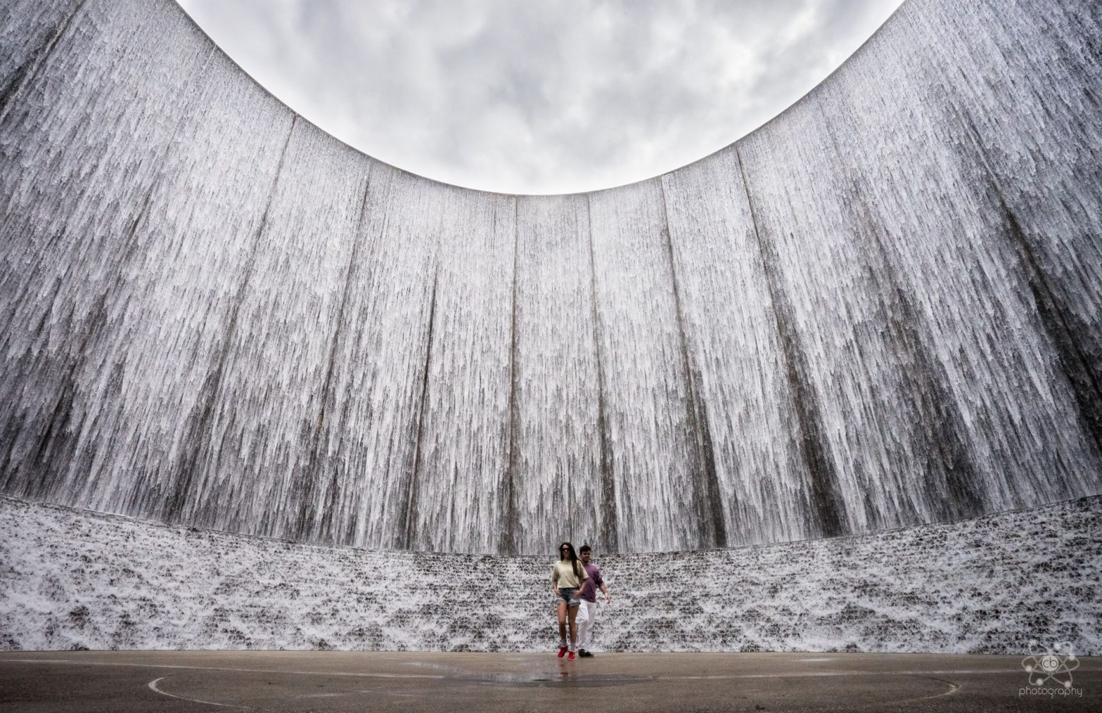 The Water Wall Park