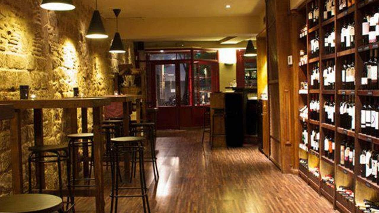 Zona d'Ombra wine bar