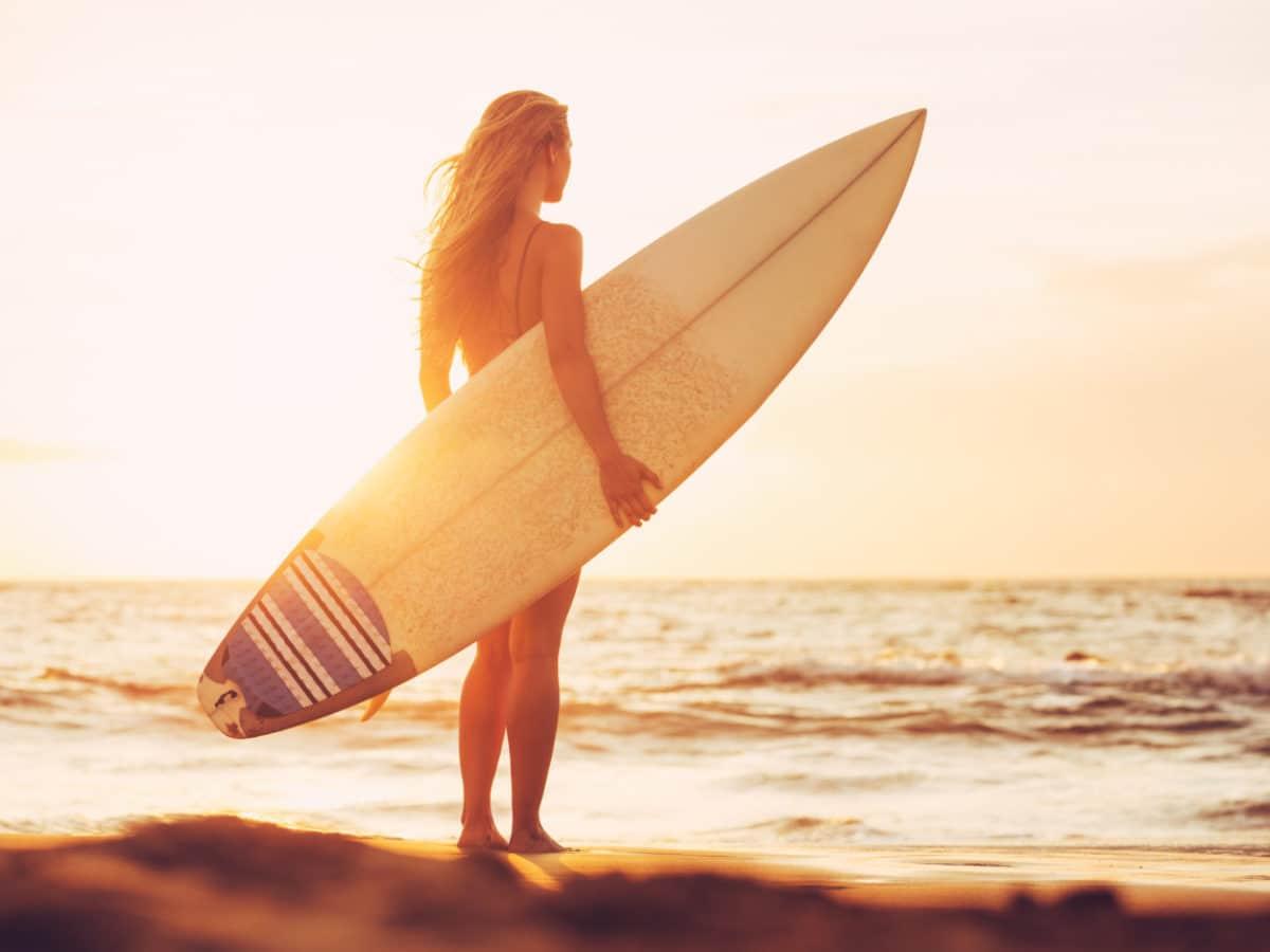 go surfing in Rio de Janeiro