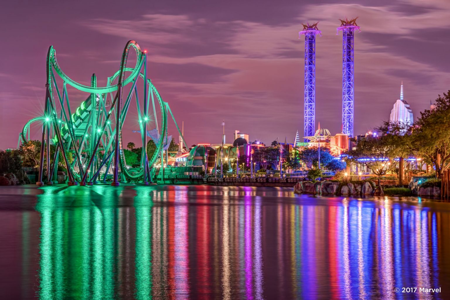 one day in Orlando