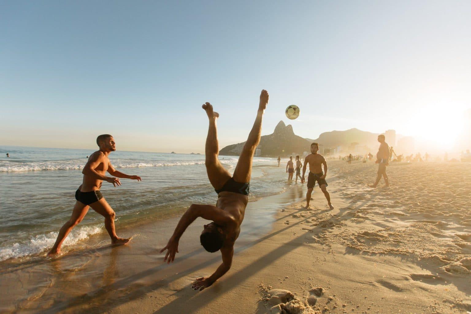 outdoor sports in Rio de Janeiro