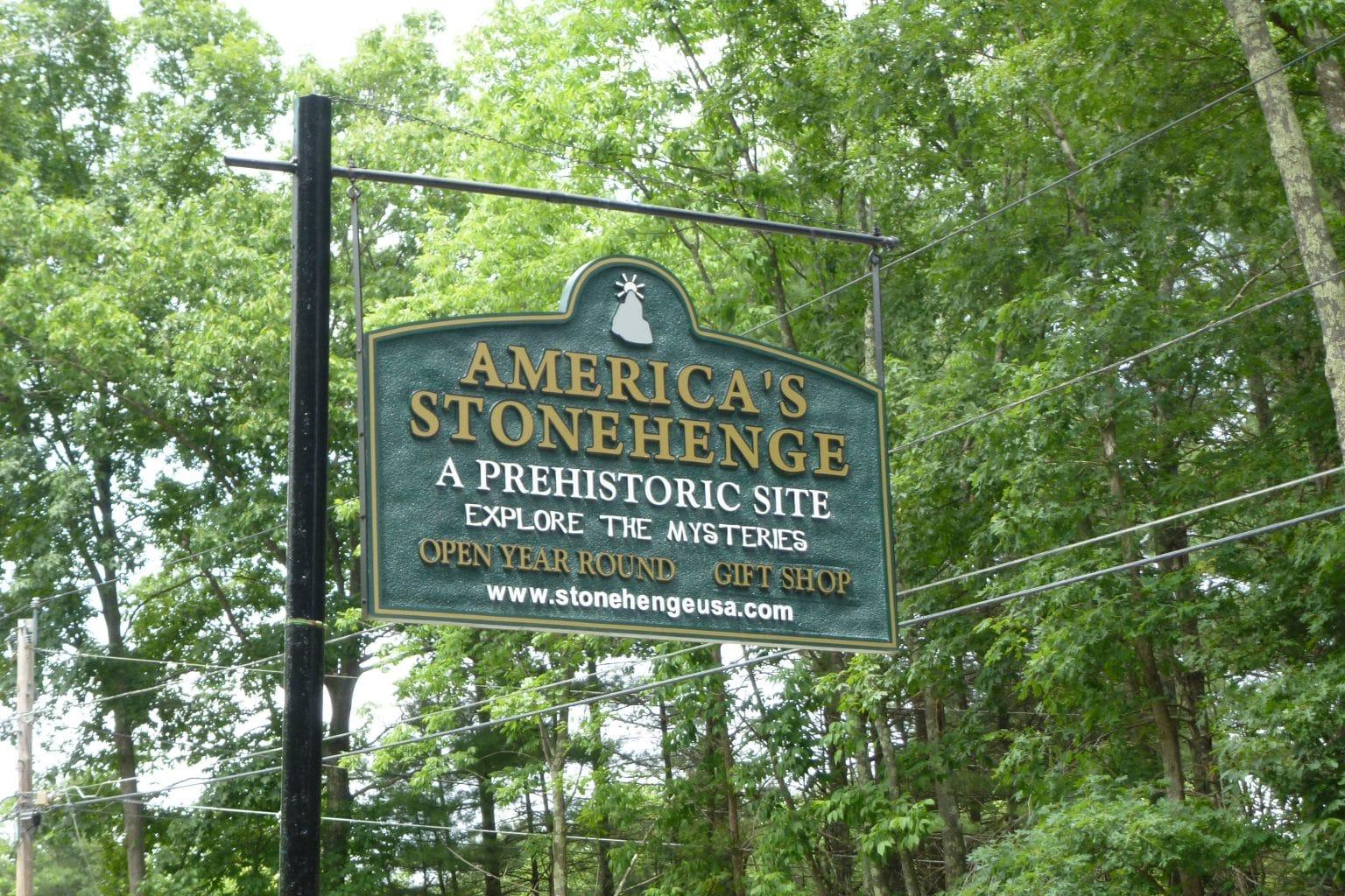 visit the Stonehenge in America