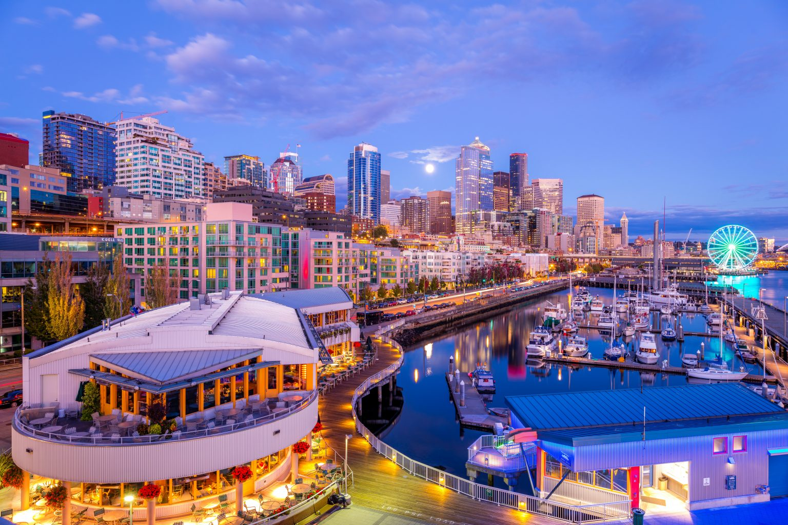 what all can you do in Seattle in just one day?