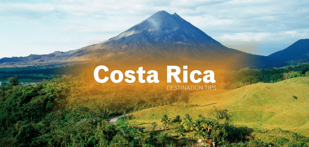 when is the best time of year to visit Costa Rica