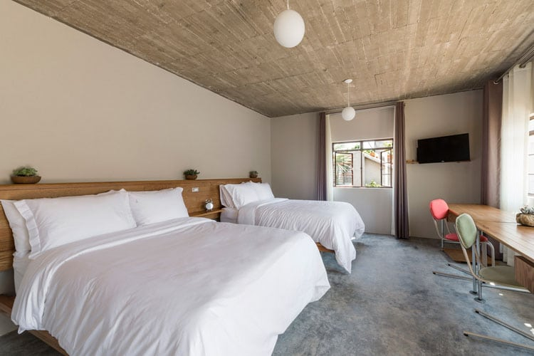 where to stay in Mexico City - Chaya B&B