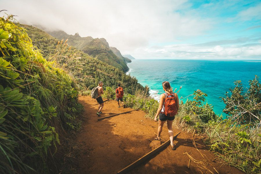 Kalalau Hiking Trail