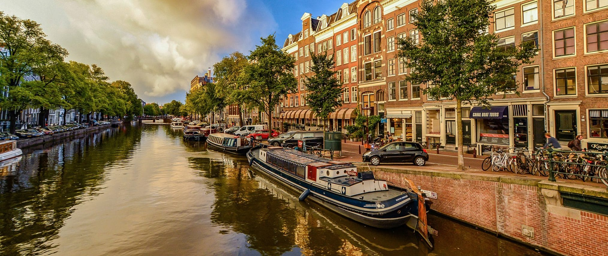discover what is Amsterdam known for