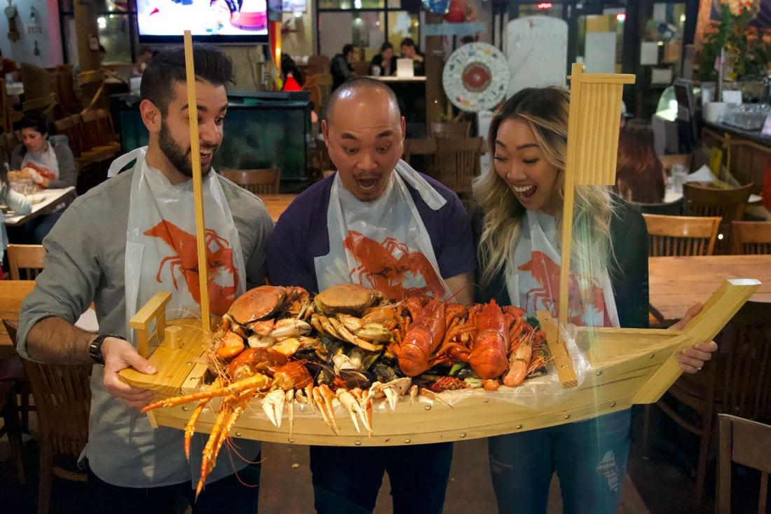 food scene in Seattle