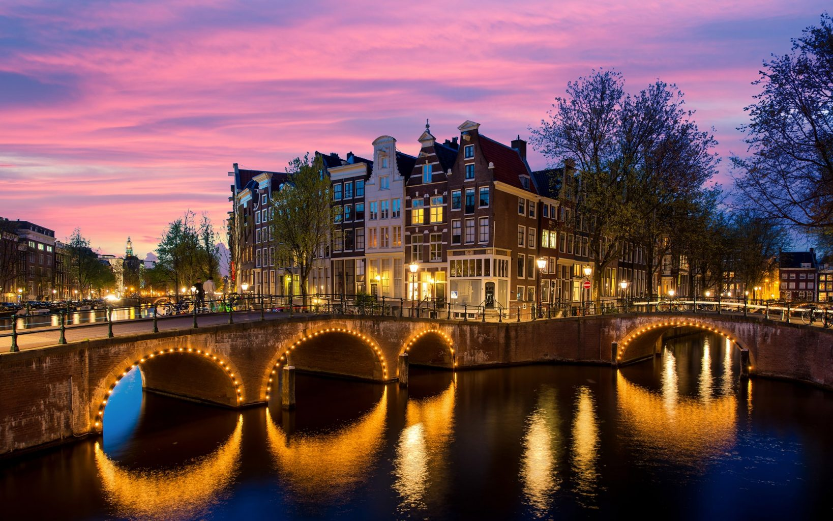 what is Amsterdam known for