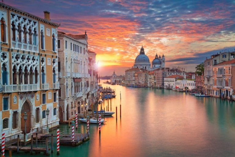 Venice Italy Beaches