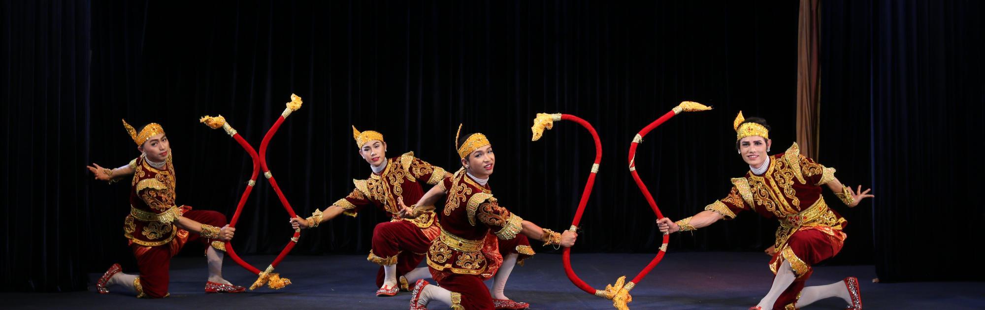 Burmese Traditional Dance