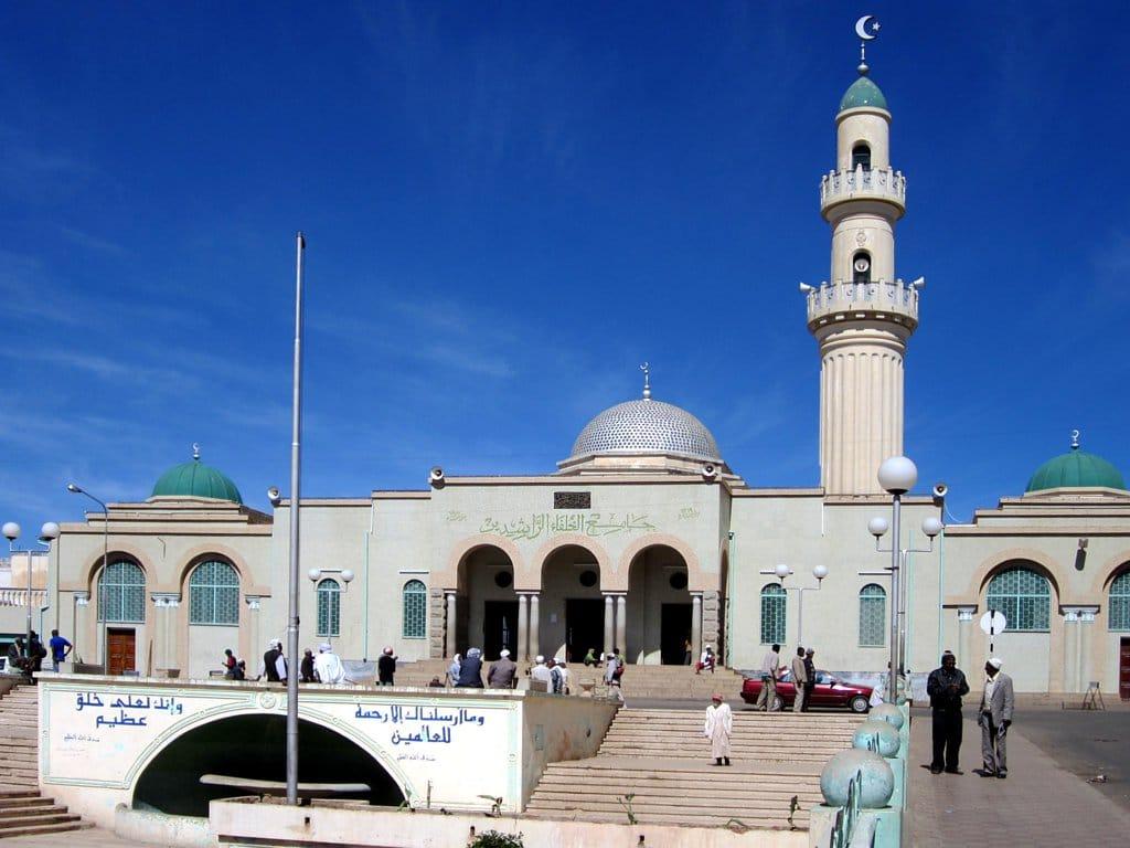 Grand Mosque Asmara