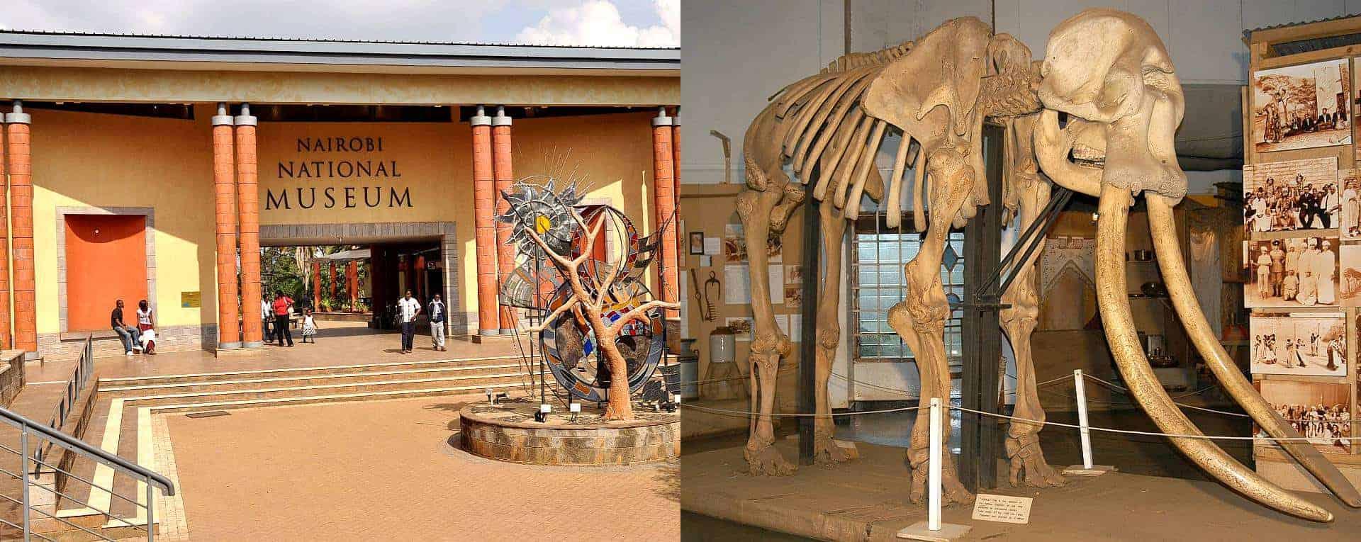 The Nairobi National Museum
